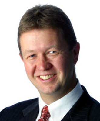David Cunliffe - Image: David Cunliffe, 2008