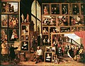 David Il G Teniers The Gallery of Archduke Leopold in Brussels 1.jpg