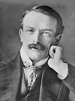 David Lloyd George, who became closely associated with this new liberalism and vigorously supported expanding social welfare