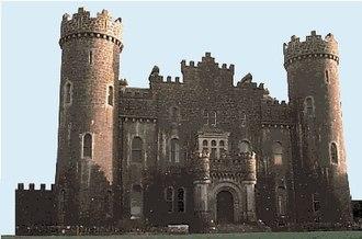 Clonyn Castle - Clonyn Castle,   Delvin, County Westmeath