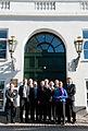 De nordiska narings- och energiministrarna samlade for mote pa Nordiska ministerradets sekretariet i Kopenhamn.jpg