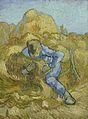De schovenbinder (naar Millet) - s0173V1962 - Van Gogh Museum.jpg