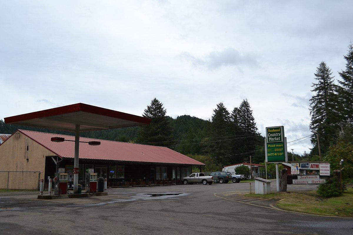 Deadwood, Oregon   Wikipedia