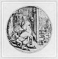 December- And Old Man Seated by a Hearth with a Young Man Blowing on the Fire MET 268525.jpg