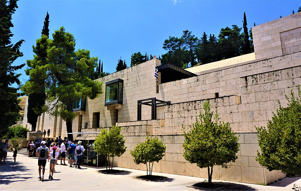 Delphi Archaeological Museum by Joy of Museums