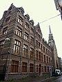 Den Haag - Bleijenburg 5 - Deutsche Evangelische Kirche - Kerk.JPG