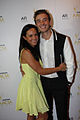 Dena Kaplan & Ryan Corr 2, AACTA Awards 2012.jpg
