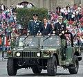 Desfile Militar Conmemorativo del CCV Aniversario del Inicio de la Independencia de México. (20853719053).jpg