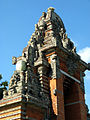 Detail of the Peak above the Inner Gate, Pura Taman Ayun 1500.jpg
