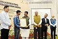 Dharmendra Pradhan at the inauguration of the National Conference of State Ministers on Skill Development and Entrepreneurship, in New Delhi (3).JPG