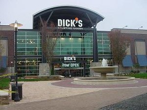 Dick's Sporting Goods - Image: Dicks Sporting Goods Charlotte NC