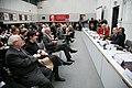 Die Bundesversammlung hat Gauck zum Prsädienten gewählt, Beate Klarsfeld erhielt 126 Stimmen - drei mehr, als DIE LINKE Mandate hatte (6995914523).jpg