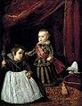 Diego Velázquez - Prince Baltasar Carlos with a Dwarf - WGA24386.jpg