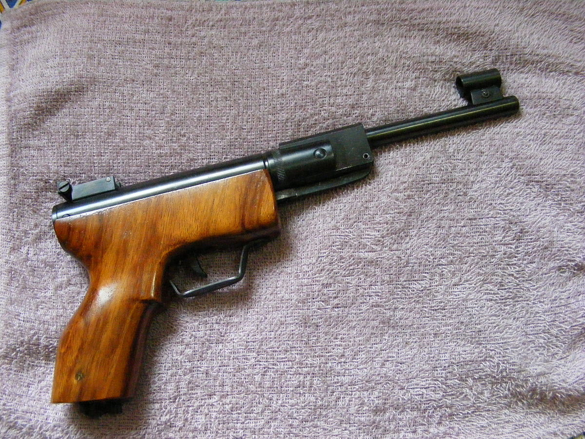 Ihp Airpistol 0 177 Wikipedia