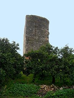 Dikilitaş, Mersin Assyrian ancient monument in Mersin, Turkey