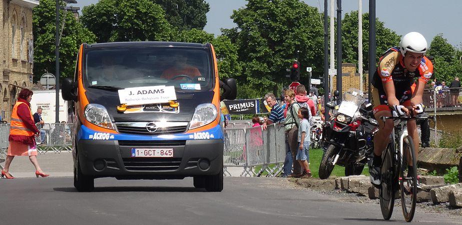 Diksmuide - Ronde van België, etappe 3, individuele tijdrit, 30 mei 2014 (B026).JPG