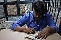 Dilli Haat Madhubani Mithila Painting Artist.jpg