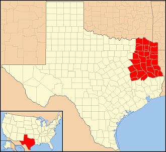 Roman Catholic Diocese of Tyler - Image: Diocese of Tyler in Texas