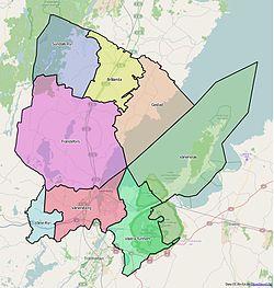 Karta Vanersborg.Vanersborgs Kommun Wikipedia