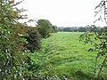 Ditch at Castletown Kilberry, north of Navan, Co. Meath - geograph.org.uk - 1004275.jpg