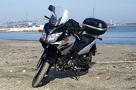 Image illustrative de l'article Suzuki DL 650 V-Strom