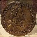 Domenico poggini, medaglia di ferdinando I de' medici con costellaz capricorno, 1574 recto.JPG