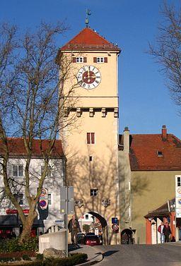 Donautor Kelheim Niederbayern