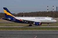 VP-BNJ - A319 - Rossiya
