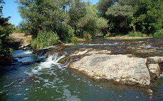 Krynka River river in Russia and Ukraine
