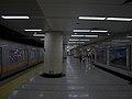 Dongzhimen Platform for Line 13 in Beijing Subway 1.jpg