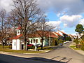 Dorf Holubice in Tschechien.JPG