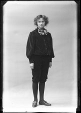 Doris Altman, rollporträtt - SMV - GA036.tif