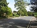 Dorridge Road, Dorridge - geograph.org.uk - 2598466.jpg