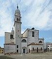 Dorsoduro Chiesa Angelo Raffaele lato est Venezia.jpg