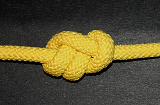 Stevedore knot - Image: Double eight 2