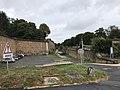 Douves forteresse du Mont-Valérien 1.jpg
