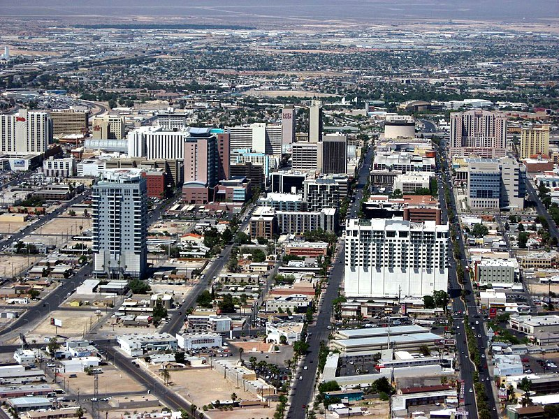 Centro de Las Vegas