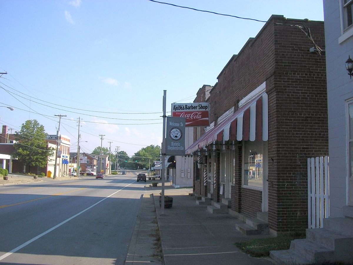 Shepardsville in
