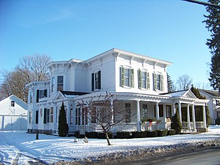 Dr. Christopher S. Best House and Office United States historic place