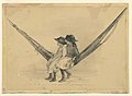 Drawing, Mary and Eleanor Hague in a Hammock, 1883 (CH 18397301).jpg