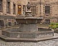 Dresden, fountain by the townhall - d.jpg