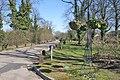 Driveway at Ranksborough Hall Mobile Home Park - geograph.org.uk - 147206.jpg
