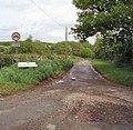 Driveway to Priesthay Wood Farm - geograph.org.uk - 430811.jpg