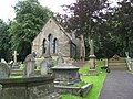 Dronfield - Cemetery - geograph.org.uk - 1448073.jpg