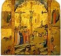 Duccio di Buoninsegna e sua bottega, Maestà del Duomo di Massa Marittima, Storie della Passione di Cristo, 1311-1324 circa.jpg