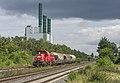 Duisburg-Wanheim DBC 261 085 voor HKM (28135175660).jpg