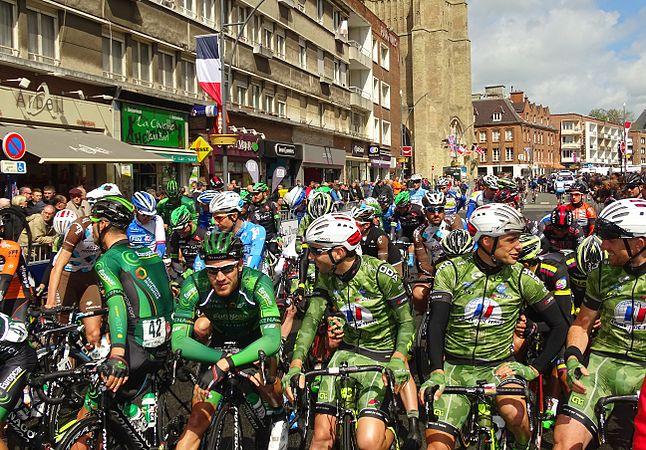 Dunkerque - Quatre jours de Dunkerque, étape 1, 6 mai 2015, départ (C11).JPG