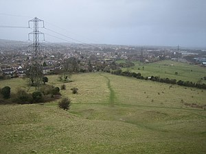 Blow's Down - Image: Dunstable, Blow's Down or Downs geograph.org.uk 145589