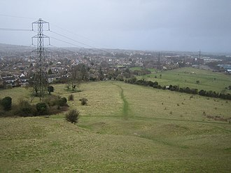 Wildlife Trust for Bedfordshire, Cambridgeshire and Northamptonshire - Image: Dunstable, Blow's Down or Downs geograph.org.uk 145589