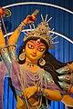 Durga - Bosepukur Sitala Mandir - Kasba - Kolkata 2017-09-26 4176.JPG